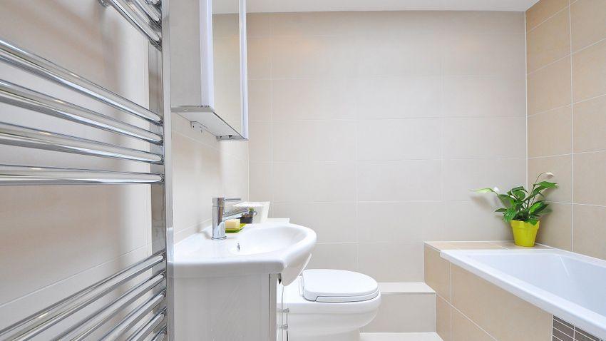 Így hozzuk ki a legtöbbet az apró fürdőszobánkból!
