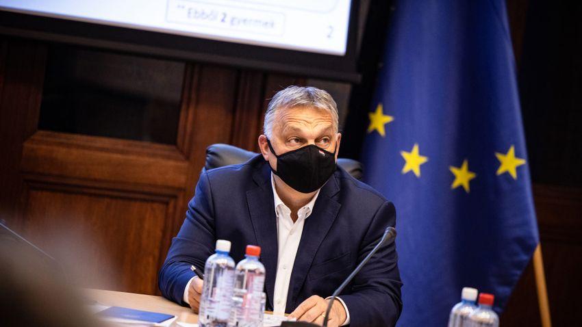 Orbán Viktor: Halált megvető bátorsággal küzdött a válogatott Münchenben!