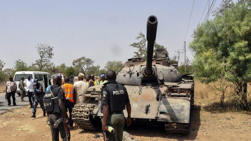 Nigéria nem tud szabadulni a Boko Haram szorításából
