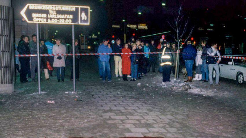 A svéd ügyészség szerint már a grafikus is halott, aki megölhette Olof Palmét