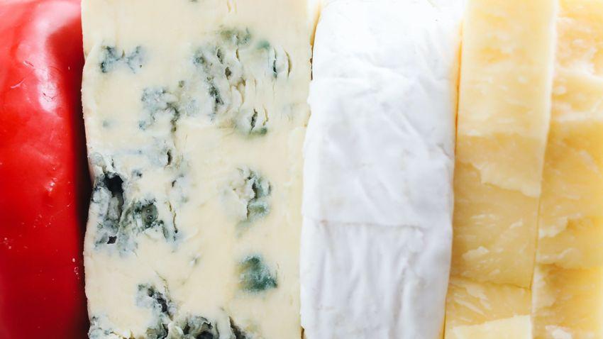 Íme 13 különlegesen finom sajt, amit érdemes kipróbálni