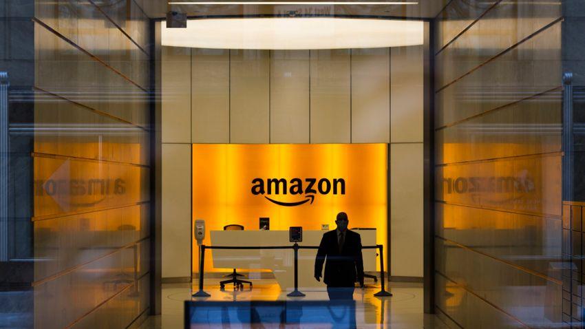 Nagyot zuhant az Amazon részvénye