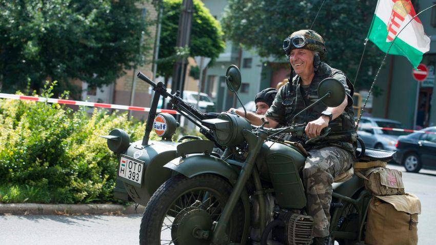 A veterán motorok szerelmeseit várják szombaton Ercsiben