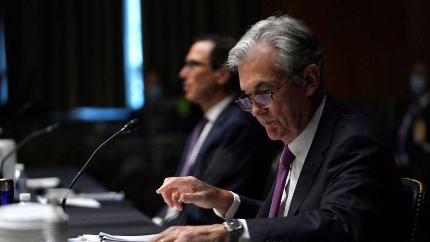Az amerikai kongresszus tudni szeretné, miért nem lép a Fed