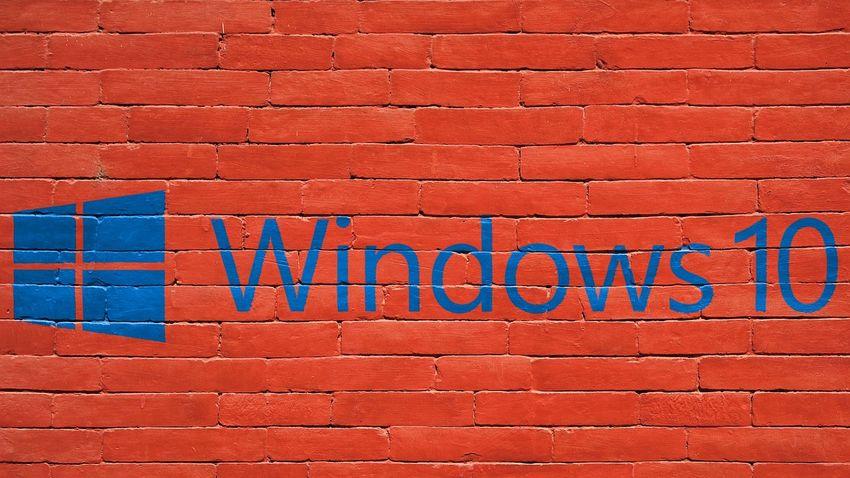 Javította a Windows 10 fura hibáját a Microsoft