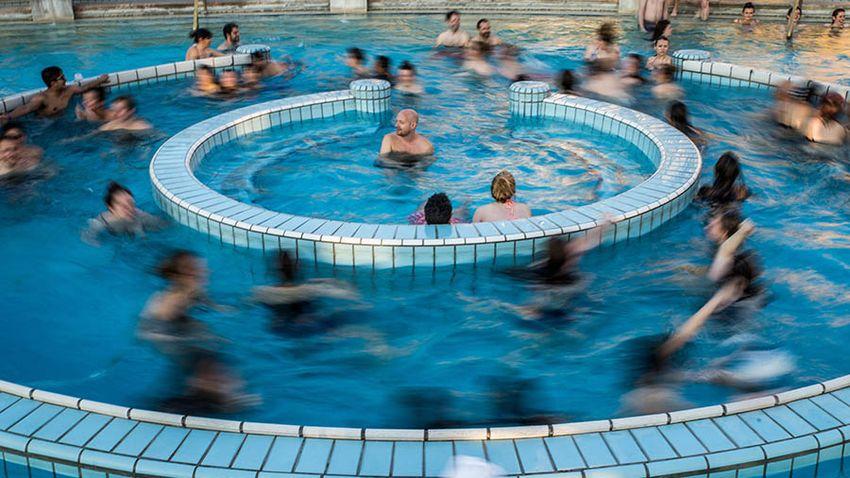 Két hazai fürdő a tíz legjobb európai között
