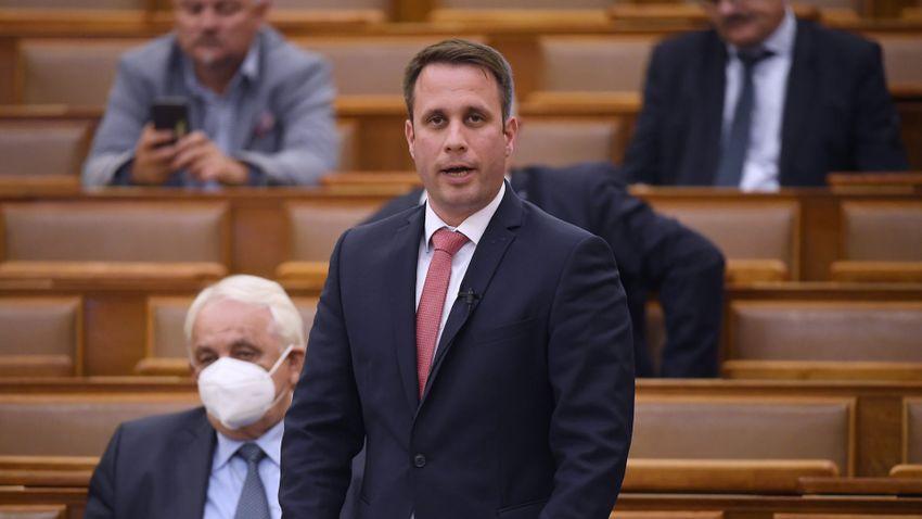 Dömötör Csaba: A Jobbik rálépett egy olyan útra, ahonnan nem lehet visszafordulni