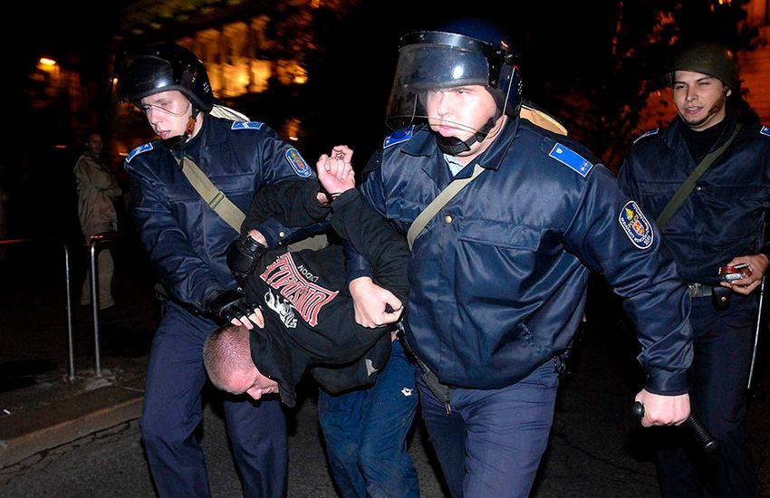 Megemlékezések a 2006-os rendőrterror 15. évfordulóján