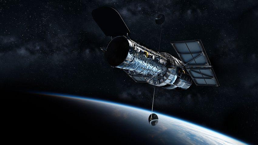 Megpróbálják megjavítani a Hubble-űrteleszkópot