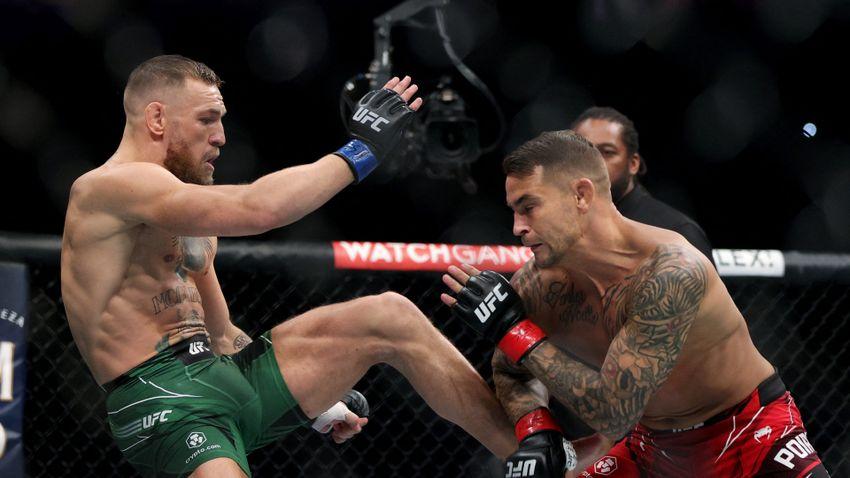 Conor McGregor brutális sérülést szenvedett + videó
