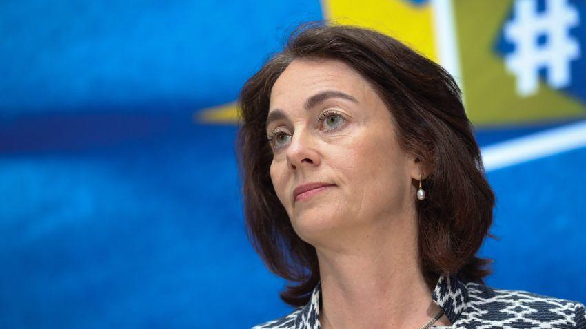A CDU éléről is kritizálják Katarina Barleyt