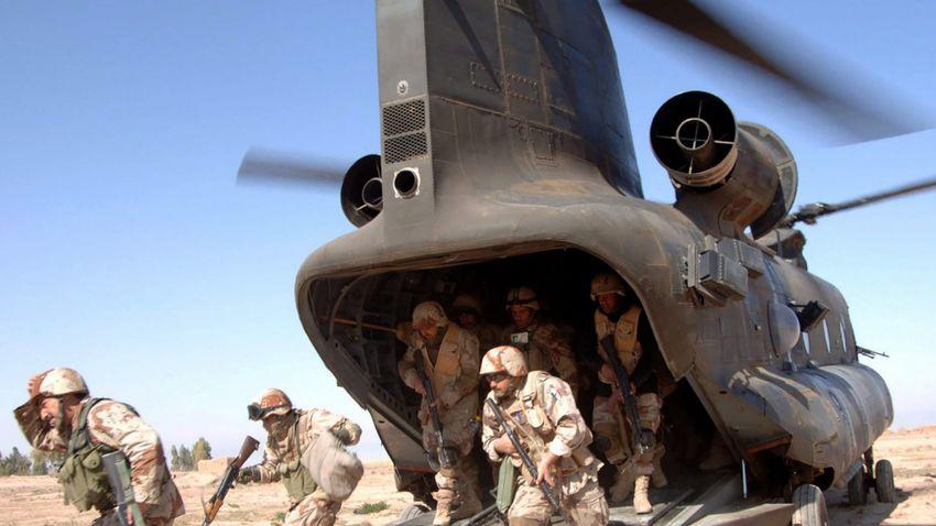 Az amerikai jelenlét csökkentéséről kötött megállapodást Irak