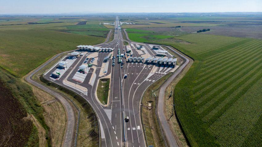 Elkészült az M4-es autópálya legkeletibb szakasza