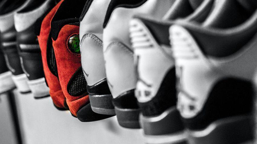 Praktikus ötletek cipők tárolásához