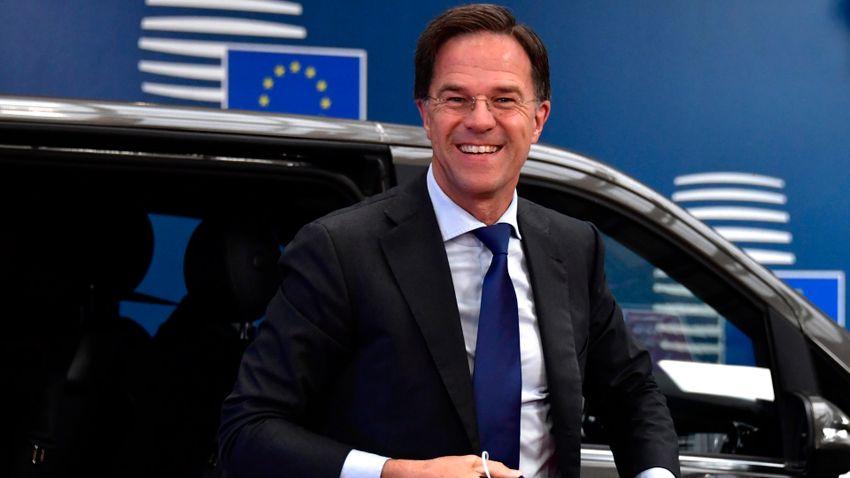 Exit poll: Mark Rutte pártja nyert a holland választásokon