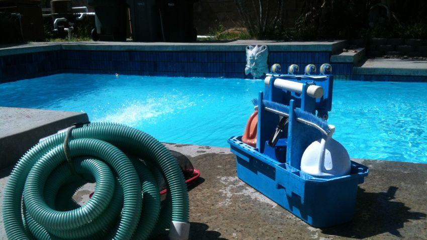 Hogyan tisztítsuk a medence vizét?