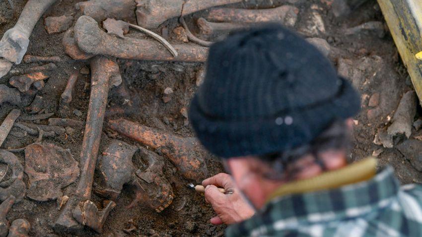 Megfejtették a világ legrégebbi ikerpár sírjának titkait