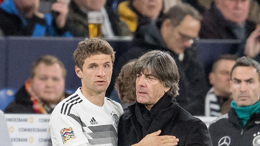 Thomas Müller is készül a magyar válogatott ellen