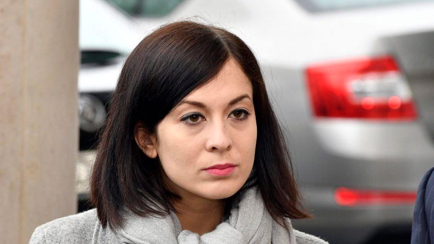 Cseh Katalin a Pegasus-üggyel foglalkozik az EU-s források helyett