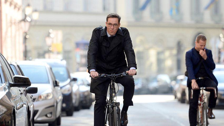 Csőd szélére kerültek a vállalkozók Karácsony kerékpársávjai miatt