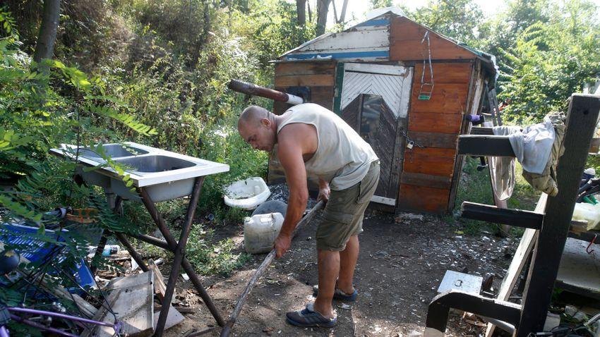 Patthelyzet alakult ki az óbudai hajléktalanok ügyében