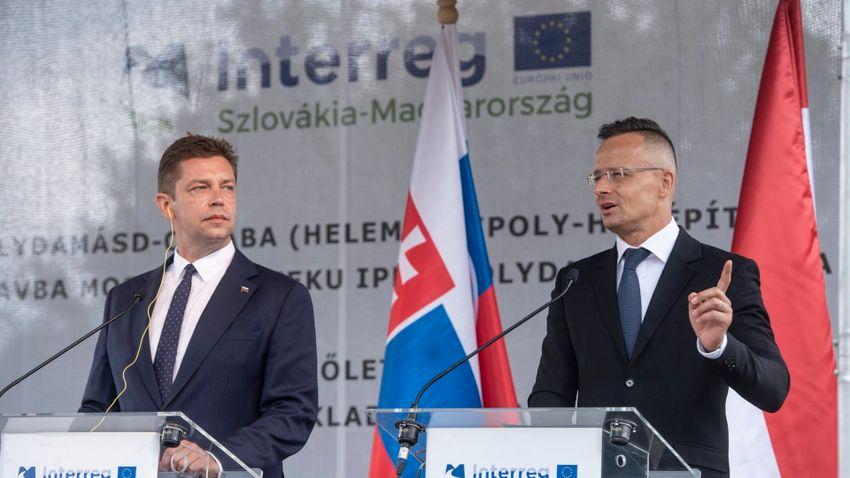 2023-ig készül el a hazánkat Szlovákiával összekötő Ipoly-híd