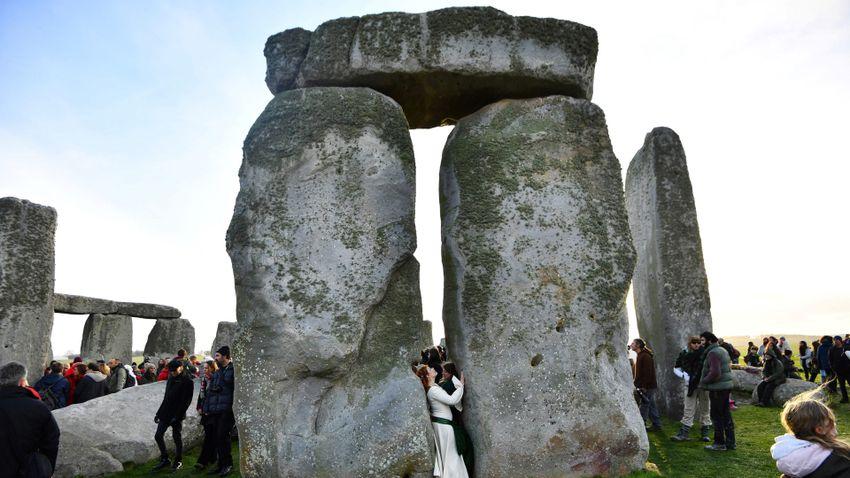 Megfejtették az angliai Stonehenge egyik titkát