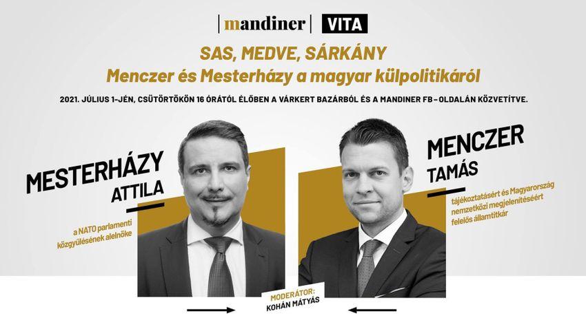 Menczer–Mesterházy-vita a magyar külpolitikáról