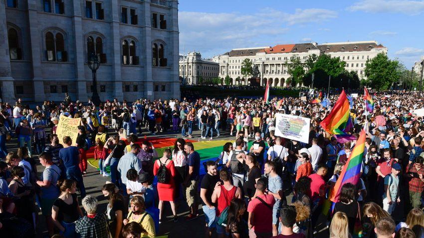Szintet lépett az LMBTQ-propaganda nyomulása