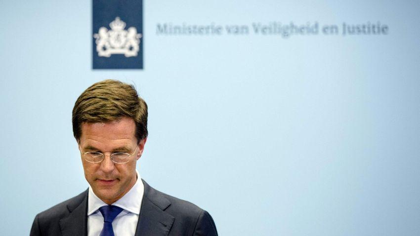 Gábor Dzsingisz: A holland miniszterelnök helyében szerényen meghúzódnék a sarokban