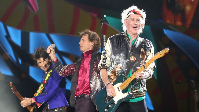 Levette a Brown Sugart turnéja dallistájáról a Rolling Stones