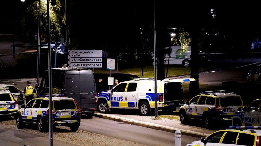 Gyerekek estek áldozatul a svédországi bandaháborúnak