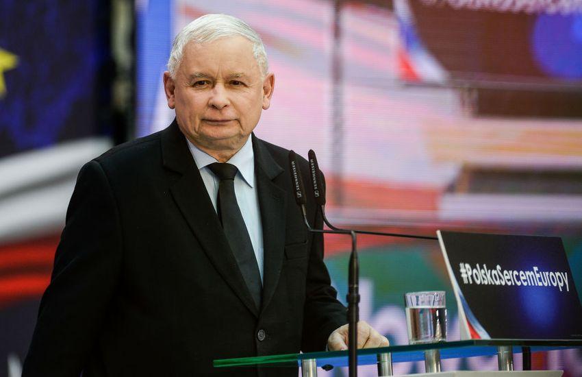Kaczyński: A polexit fogalma propagandisztikus találmány