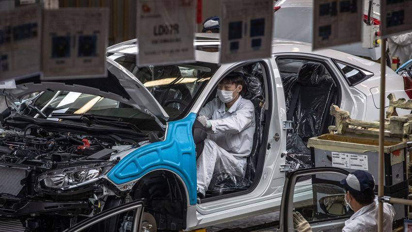 A német Borgward luxusautó-márkát vásárolja fel a Xiaomi