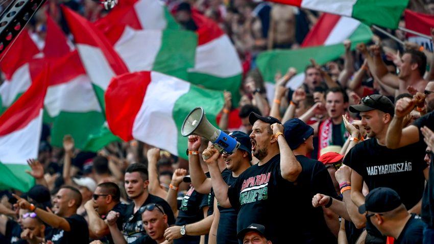 A baloldali média így támadja a magyar drukkereket