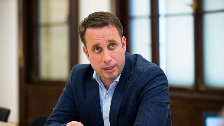 Dömötör Csaba: A mi tervünk a jó kormányzás