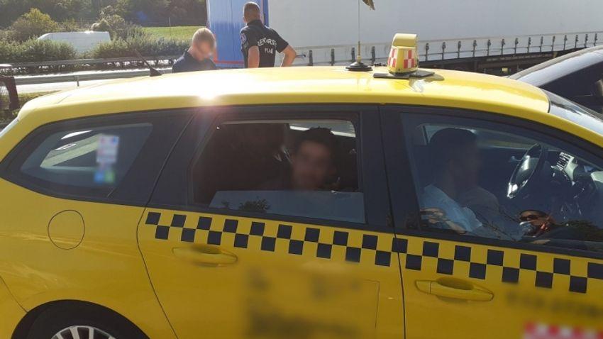 Mentőövet dobna a taxisoknak a kamara, amihez segítséget kér