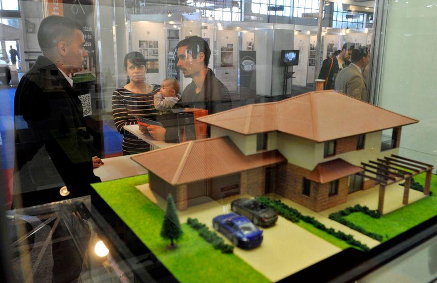 Az építőipar tükrözi a gazdaság újraindulását