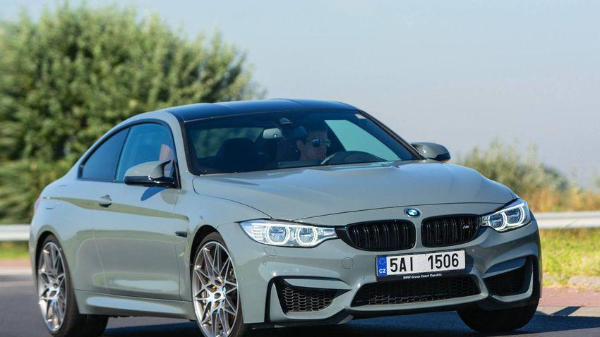 Top Gun – Egy igazi sportos BMW M4 tesztje