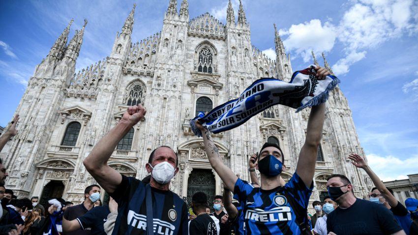 Megvan az olasz bajnok Internazionale új vezetőedzője
