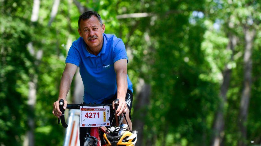 Révész Máriusz: A Giro a magyar kerékpározás ügyére irányítja a figyelmet