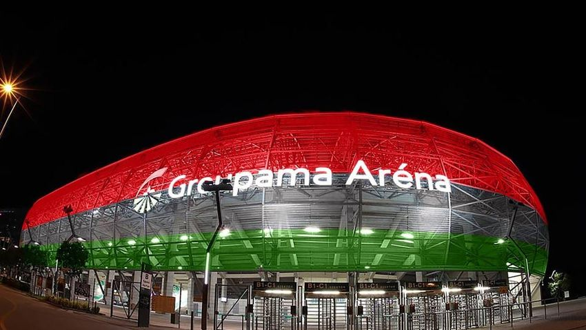 Szurkolói kérés: boruljon nemzeti színekbe a Groupama Aréna!
