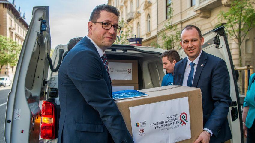 Az EU bíróságához fordultak a Minority SafePack szervezői