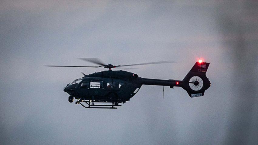 Vadonatúj, felfegyverzett helikopterek érkeztek a bázisra
