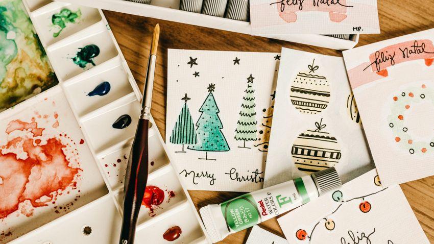 Karácsonyi képeslap korkép: ilyen volt és ilyen lett