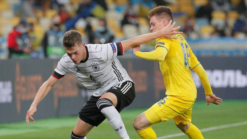 Zubkov beállt, Ukrajna csak szépíteni tudott Németország ellen