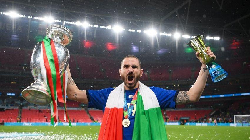 Leonardo Bonucci az angoloknak: Egyetek több tésztát!
