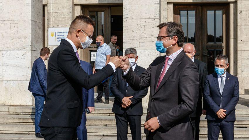 Mélyponton az ukrán–magyar viszony
