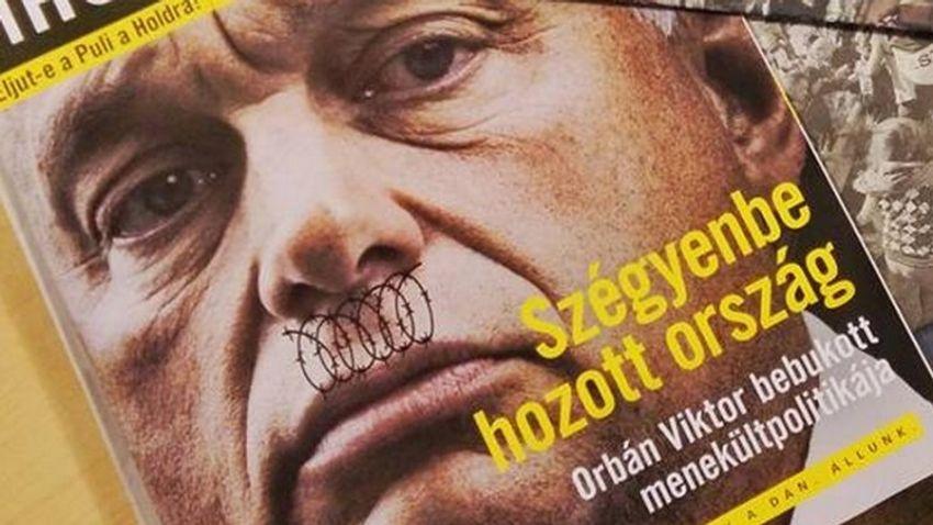 Még hogy nincs sajtószabadság Magyarországon?