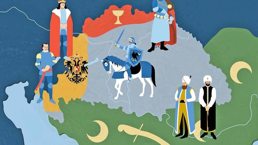 Hunyadi-sorozat: egy igazi hős élete animációs formában